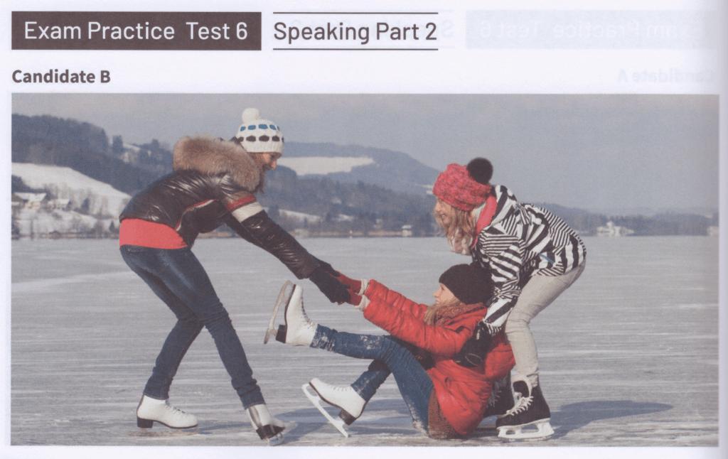 PET SPEAKING PART 2 SAMPLE CARDS/КАРТОЧКИ #1 NEW