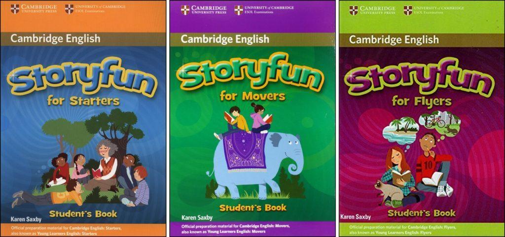 Cambridge English: Starters (YLE, starters )