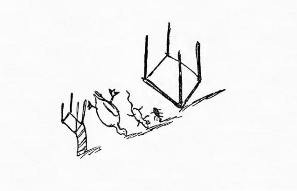 Said the Table to the Chair by Edward Lear